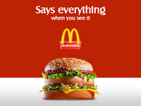 Mcdonalds App for iOS