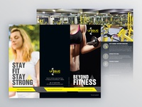 Unique Fitness Center : Brochure