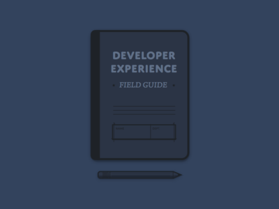 Developer Experience Field Guide Illustration