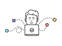 Denali Feature Graphic - Developer Happiness
