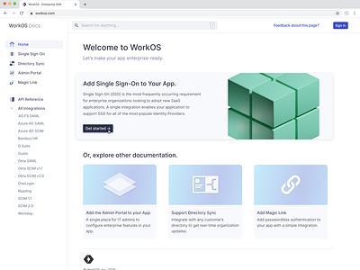 Documentation Homepage documentation developer tools apis api