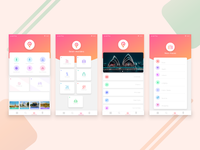 App UI design kit