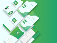 app UI/UX design for android app