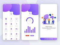 App UI UX Design Project