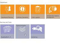 SharePoint Navigation Tiles
