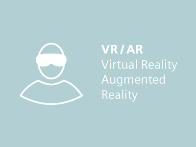 VR/ AR Virtual Reality Augmented Reality