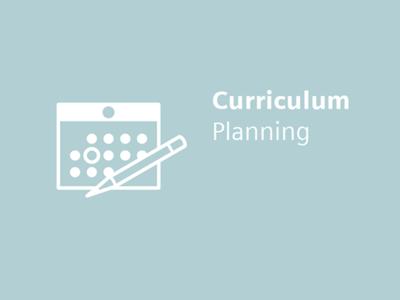 Curriculum wbt graphmics icons