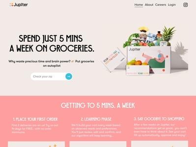 Jupiter - uxui.monster design ux illustration ui uxui ux ui design food illustration food and drink