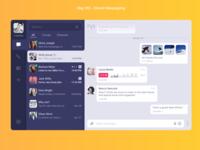 #DailyUI 013 - Direct Messaging
