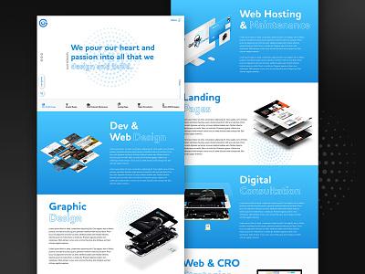 Get Unwired Concepts australia melbourne freelancer krystlesvetlana colourful website design