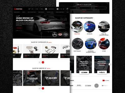 Prospeed Home concepts australia melbourne digital design freelancer krystlesvetlana cars carservice responsive web design webdesign