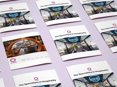 Brochure Design for Impos australia melbourne freelancer krystlesvetlana print design brochure design