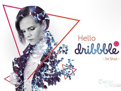 Krystle Svetlana's 1st shot! digital art freelancer creative  design graphicdesign webdesign australia melbourne krystlesvetlana