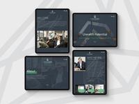 Web Design for Stratagem