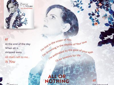 All or Nothing Instagram Designs australia melbourne krystlesvetlana freelancer digital art marketing instagram feed instagram