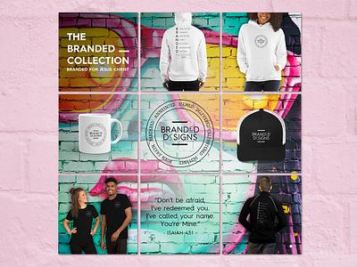 Instagram Designs for BRANDED Designs freelancer krystlesvetlana social media marketing marketing collateral instagram designs