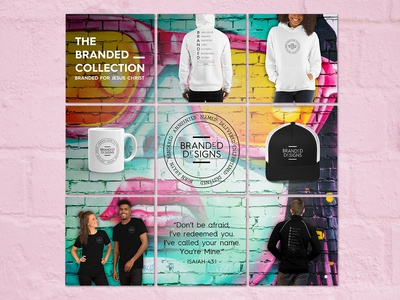 Instagram Designs for BRANDED Designs