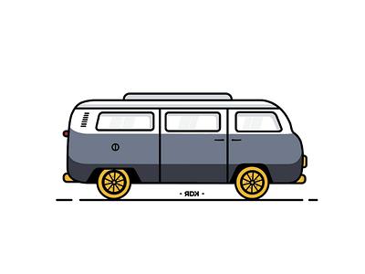 Volkswagen graphic design volkswagen