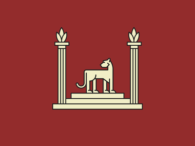 11.23.20 statue icon design icon logo design monoline logo monoline graphicdesign graphic logodesign animal logo animal illustration vector logo design illustration