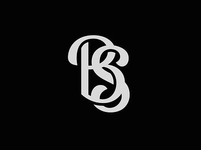 BS Monogram graphic design lettered logo custom type custom logo monograms modern logo type logo logo design monogram mark bs monogram monogram logo type art typography lettering artist lettering design illustration