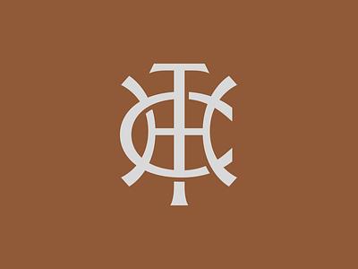 TCH Monogram vintage logo vintage type graphic design lettered logo logo letters timeless logo modern logo custom type graphic monogram logo monograms monogram logo design logodesign logo type art lettering artist lettering design illustration