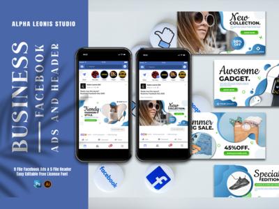 FACEBOOK - Business Ads Header