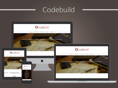 Codebuild responsive webdesign webdesign layout responsive flat devices codebuild