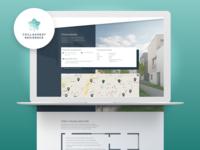 Csillaghegy Residence - Website