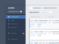 ACRM - Airport transfer CRM