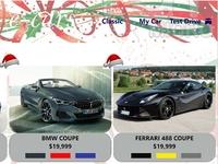 e-cars xmas sales
