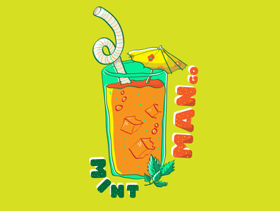 Mango Mint mix