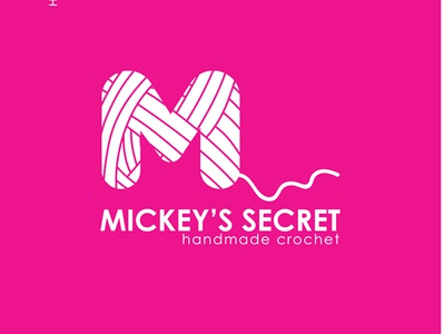 Mickey's secret logo design