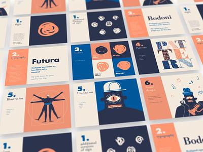 Personal Branding Guides branding design logo illustration animation 2d affter effects animation