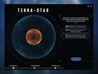 Terra-Star l Interface