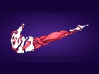 Nike - logo interpretation