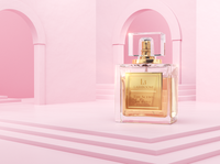 LashBoom! - Perfumes look development
