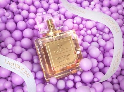 LashBoom Perfumes - New Edition piotr mirosz mirosz freelance cg compositing after effect design illustration art direction octane cinema4d c4d 3d