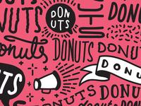 Donuts | spring branding