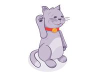 Lil' cat logo