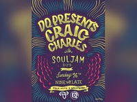 Poster for Sunday Event @ DQ | Tramlines 2015
