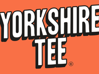 New logo for Yorkshire Tee
