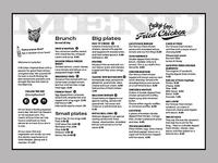LUCKYFOX menu update