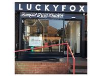 LUCKYFOX Shop Front