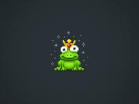 Magic frog