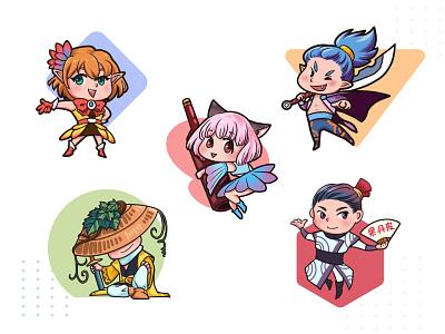 Character Designing character designing art design illustration
