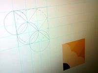 Pencil logo progress