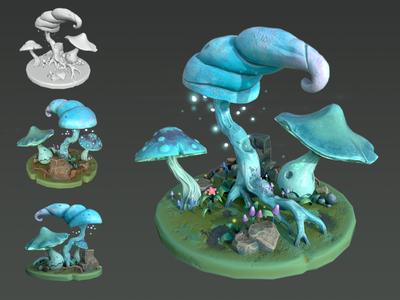 Magical Mushrooms