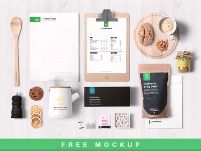 Free Mockup logo free mockup free mockupzone mock up diy package showcase coffee cafe mockups mockup