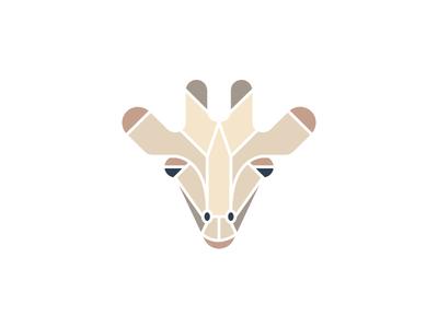 Giraffe Logo graphic hudai design logos logo giraffe logo