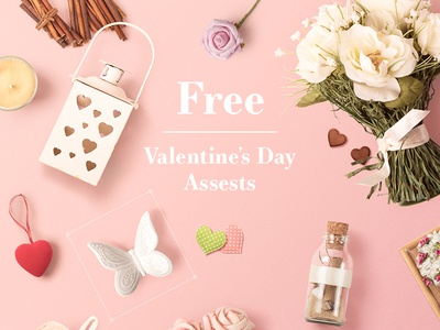 Special Sale For Valentine's Day flower rose free mockup free mockup sale valentine